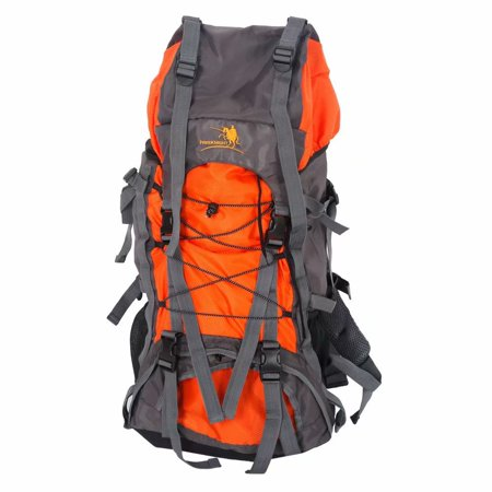 b9d54c27795e Clearance!Free Knight SA008 60L Outdoor Waterproof Hiking Camping Backpack  Yellow - Walmart.com