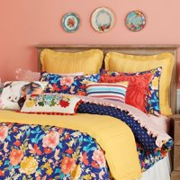 The Pioneer Woman Fiona Floral Comforter