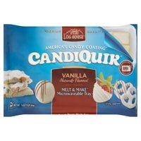 (2 Pack) Log House Vanilla CandiQuik 16 oz