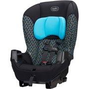 Best 3-1 Convertible Car Seats - Evenflo Sonus Convertible Car Seat, Boomerang Blue Review