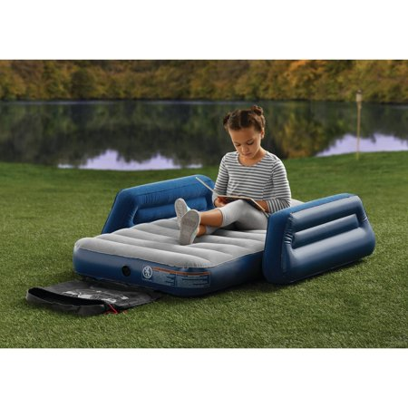 Ozark Trail Kids Camping Airbed w/ Travel Bag ()