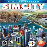 Simcity, EA, PC Software, 014633197143