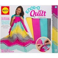ALEX Toys Craft Knot A Quilt Chevron