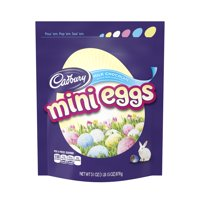 Cadbury Mini Eggs, Easter Milk Chocolate Candy, 31 Oz