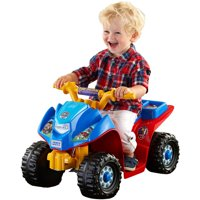 Power Wheels PAW Patrol Lil' Quad 6-Volt Battery-Powered Vehicle