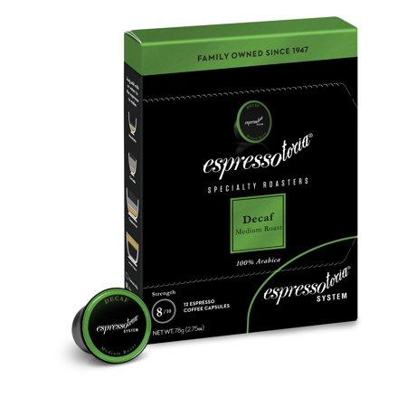 Pack of 12 Espressotoria Coffee Pod Capsules