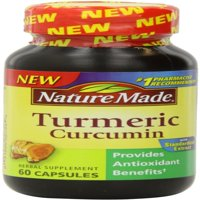 2 Pack - Nature Made Turmeric 500 mg Capsules 60 ea
