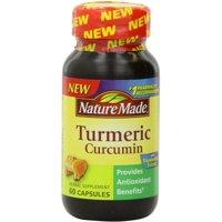 Nature Made Nutritional Products Nature Made  Turmeric Curcumin, 60 ea