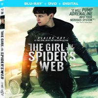 The Girl in the Spider's Web: A New Dragon Tattoo Story (Blu-ray + DVD + Digital Copy)