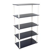 Mainstays No Tools Assembly 8-Cube Shelving Storage Unit, Multiple Colors
