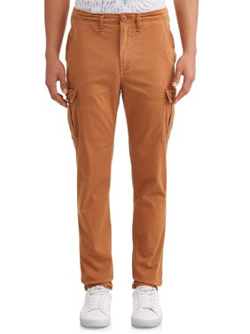George Men's Slim Cargo Pant