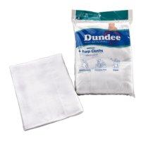 Dundee Burp Cloths 6pk