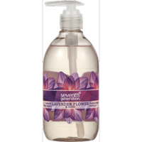 (3 Pack) Seventh Generation Hand Wash Soap Lavender Flower & Mint 12 oz