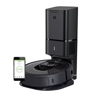 iRobot Roomba i7+ Wi-Fi Connected Robot Vacuum with Automatic Dirt Disposal (Newest Model)