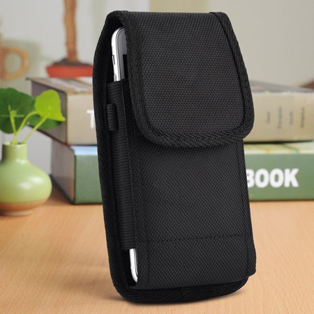 PLUS SIZE XL LARGE Pouch Case Holster for iPHONE 6 PLUS / iPHONE 7 PLUS / iPHONE 8 PLUS [ 5.5