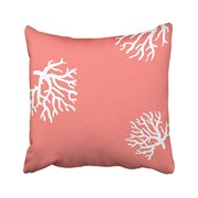 Phenomenal Coral Decorative Pillows Ocoug Best Dining Table And Chair Ideas Images Ocougorg