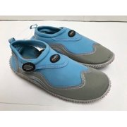 7456737f8bc5e6 Air Balance Women s Water Shoes( Blue   Grey