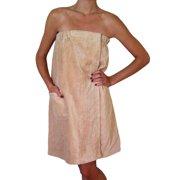Radiant Saunas Women s Spa   Bath Terry Cloth Towel Wrap - Tan 5b270ec41
