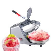 Ktaxon Electric Ice Crusher Shaver Machine Snow Cone Maker Shaved Ice 143lbs,200W