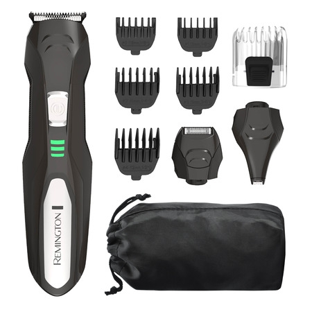 - Remington All-In-One Grooming Kit, Trimmer, Clippers , Black, PG6024A
