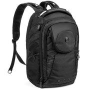SwissGear Backpack Laptop Travel Backpack ScanSmart Monochrome Black Model  SA2762 3d28df7279889