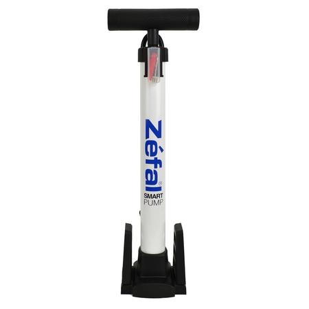 Zefal Bicycle Smart Pump (80 PSI, Schrader and Presta (Bicycle Mount Pump)