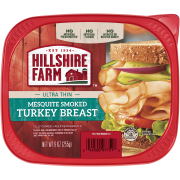 Hillshire Farm Ultra Thin Sliced Mesquite Smoked Turkey Breast, 9 Oz.