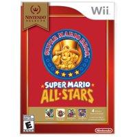 Super Mario All-Stars (Nintendo Selects), Nintendo, Nintendo Wii, 045496904197