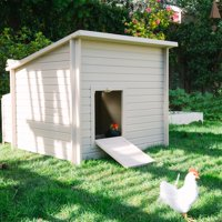 New Age Pet ecoFLEX Jumbo Fontana Chicken Barn