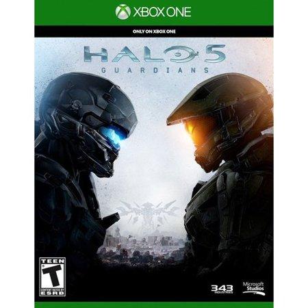 HALO 5, Microsoft, Xbox One, 885370928518 (Halo Wars Vs Halo Wars Platinum Hits)