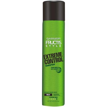 Garnier Fructis Styling Products (Garnier Fructis Style Extreme Control Anti-Humidity Hairspray 8.25 OZ)