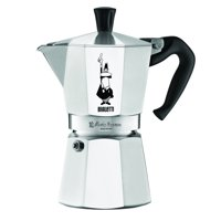 Bialetti 6 Cup Stovetop Espresso Maker 06800