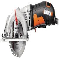 WORX Worxsaw 4-1/2-Inch Compact Circular Saw, WX429L