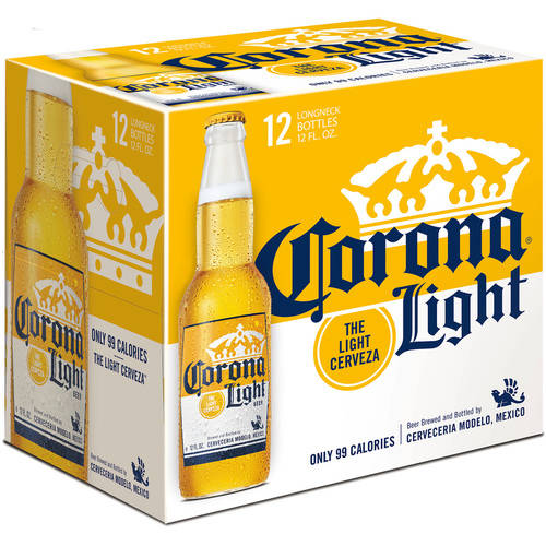 Corona Light Beer, 12 pack, 12 fl oz