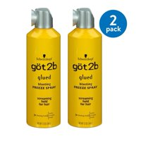 (2 Pack) Got2b Glued Blasting Freeze Hairspray, 12 Ounce