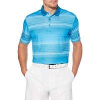 Ben Hogan Men's Performance Short Sleeve Stripe Polo Shirt