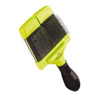 FURminator Soft Grooming Slicker Brush for Large Dogs
