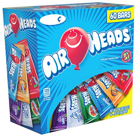 how much does airheads cost