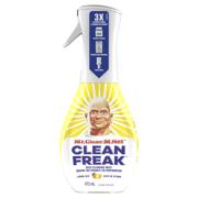 Mr. Clean, Clean Freak Deep Cleaning Mist Multi-Surface Spray, Lemon Zest Scent Starter Kit, 1 count, 16 fl oz