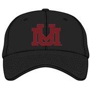 ecbbcdda4a4e5 Missouri State University black cap