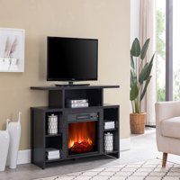Bold Flame Acadia Fireplace TV Stand