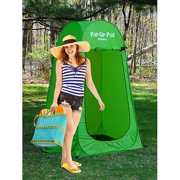 GigaTent Pop Up Pod Portable Shower Station and Privacy Room