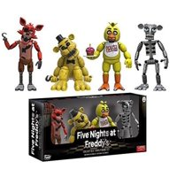 FUNKO ARTICULATED ACTION FIGURE: FIVE NIGHTS AT FREDDY'S - 4 FIGURE PACK (2), SET 1