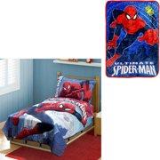 Marvel Toddler Bedding