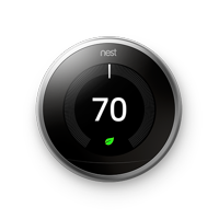 Product Image Nest Learning Thermostat