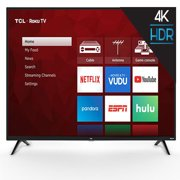"TCL 65"" Class 4K (2160P) HDR Roku Smart LED TV (65S421)"