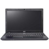 """Acer Black 15.6"""" TravelMate TMP453-M-6888 Laptop PC with Intel Core i5-3210M Processor and Windows 7 Professional"""