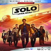 Solo: A Star Wars Story (Blu-ray + Digital Code)