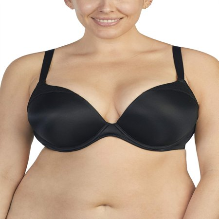Womens Plus Size Lifting Plunge Bra, Style R7060X (Lightly Lined Bra Vs Push Up Bra)