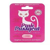 PINK PUSSYCAT PILL SEX SENSUAL ENHACEMENT AROUSAL FOR  WOMEN
